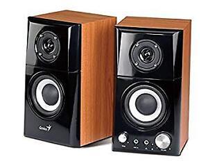 Speaker Genius Hi Fi wood SP-HF500A