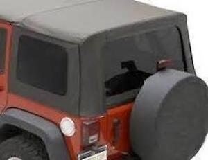 Jeep Two Door Wrangler Soft Top