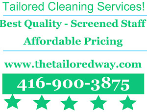 $79 CLEANING PROMO!! VALID ONLY TODAY - 416-900-3875