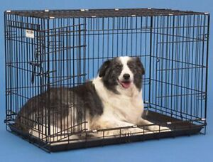 BLACK FIRDAY SALE!!! DOG CRATE CAGE KENNEL-25%OFF NEW IN BOX London Ontario image 8