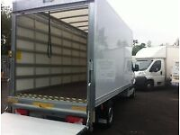 DAY NIGHT MAN AND VAN MOVING SERVICE RELOCATION COMPANY MOVERS BED SOFA FRIDGE DELIVERY SERVICE
