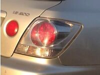 Lexus is200 is300 sportcross rear brake light cluster 98-05 breaking spares is 200 is 200 can post