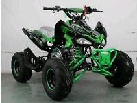 125cc lifan quad .... automatic ....
