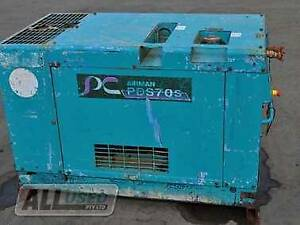 Aiman PDS70S PORTABLE COMPRESSOR (SG190315) Kewdale Belmont Area Preview