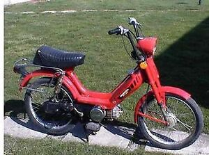 Wanted:  1980 PA 50  moped for parts