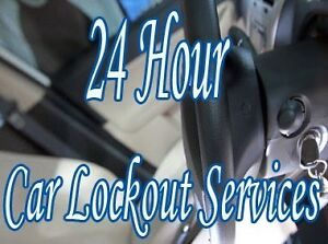 24/7 Unlock any car anywhere 15 minutes
