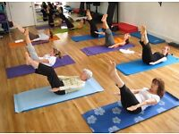 Pilates Class Every Monday Evening in Kirkcaldy