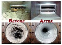 DUST FIGHTERS DUCT CLEANING SPECIAL $109.95-COMPLETE HOME