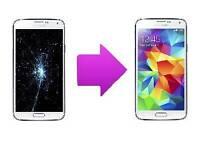 Reparation écran cellulaire