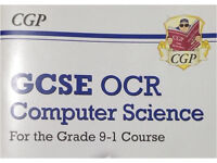GCSE Computing & Computer Science professional tutoring