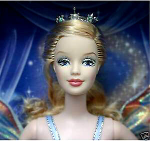 Tooth Fairy Barbie .. Rare ..Cert of Authenticity included ..NEW