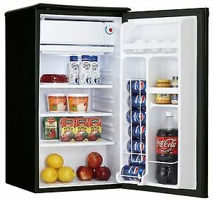 Danby 3.2 Cu ft. Black Mini Fridge/Freezer Combo $100 OBO