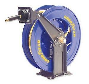 retractable air hose reel goodyear air hose ebay 29036