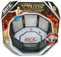 24 UFC TOY RINGS IN THE BOX