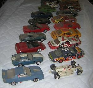 old un wanted plastic model cars