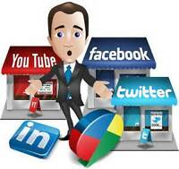 Social Media, SEO & Video Promoting Services: