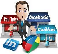 Social Media Marketing Services: