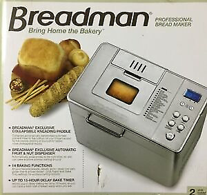 BREADMAN bread maker