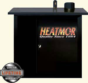 Heatmor Outdoor Wood Furnace Sarnia Sarnia Area image 4