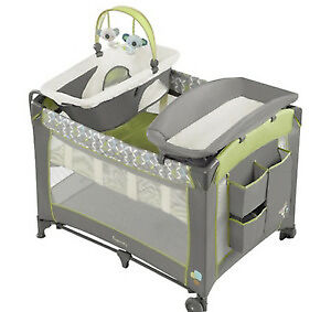 Ingenuity Playpen with Dream Centre