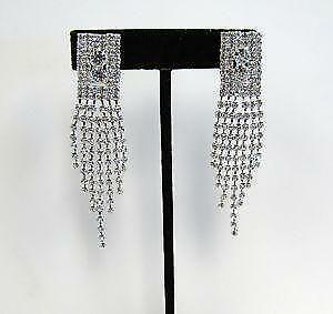 Clip On Dangle Earrings