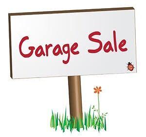 Garage sale Sun 28 May, McKellar, 8am - 1pm McKellar Belconnen Area Preview