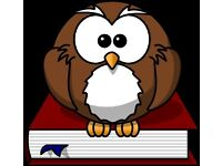 Maths and English tutor for 6-11 year olds