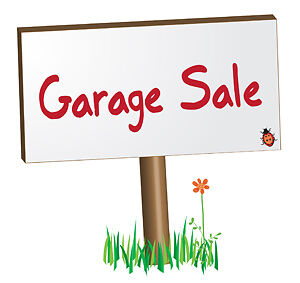 Huge garage sale- a bit of everything