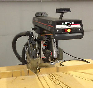 Craftsman Professional Radial Arm Saw (10 Inch)