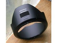 Genuine Samsung SCH-A 52mm Lens hood shade in perfect condition