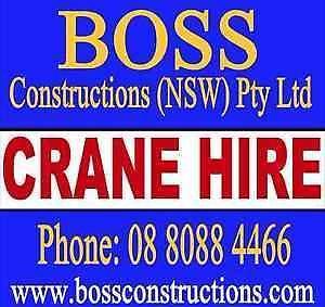 BOSS CONSTRUCTIONS (NSW) PTY LTD Broken Hill Central Broken Hill Area Preview