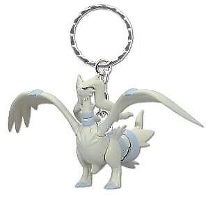 Pokemon Black and White Best Wishes Keychain - Reshiram