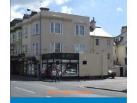 ** CHURCH ROAD (BN3) Office Space to Let in Brighton