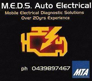 Auto Electrician, Auto Electrical, M.E.D.S Auto Electrical
