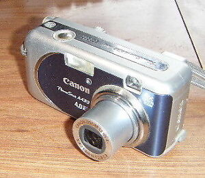 CANON POWERSHOT A430 DIGITAL CAMERA