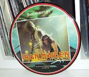 IRON MAIDEN - Scaling New Heights (picture disc)
