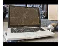 WANTED: Any FAULTY Apple MacBook Laptops