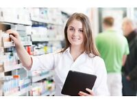 URGENT - PHARMACY STAFF REQUIRED
