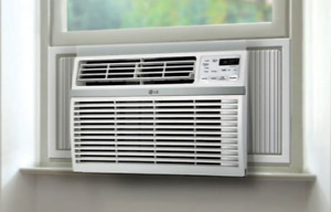 Unwanted or Broken Window A/C Unit Pick-up