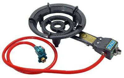 Single Burner Gas Stove, Pack of 1, used for sale  Shipping to Nigeria