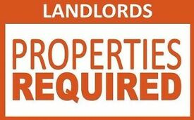 Houses and Flats urgently wanted to rent Rosyth, Dunfermline and surrounding areas