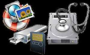 Data Recovery from Hard Drives, Memory Cards, USB Drives