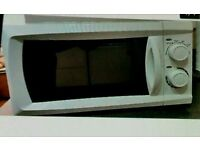Microwave Oven (with 7 months guarantee left)