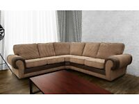 SCS Ashley corner sofa brand new