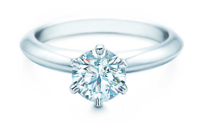 Tiffany & Co Diamond Ring 1.03ct F colour Internally Flawless Bondi Junction Eastern Suburbs Preview