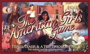 American Girl Trivia Game and Puzzle