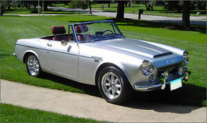 1966 to 1970 Datsun Roadster (Fairlady)
