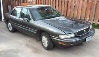 1996 LaSabre - Sold AS IS - low km