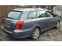 Toyota Avensis T4 Estate - Immaculate Condition