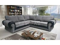 Jumbo size Ashley corner sofa FREE DELIVERY